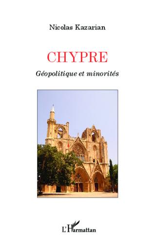 Couverture Chypre Géopolitique et minorités