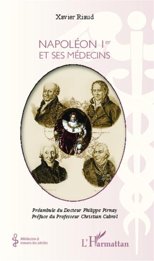 Couverture Napoléon Ier et ses médecins