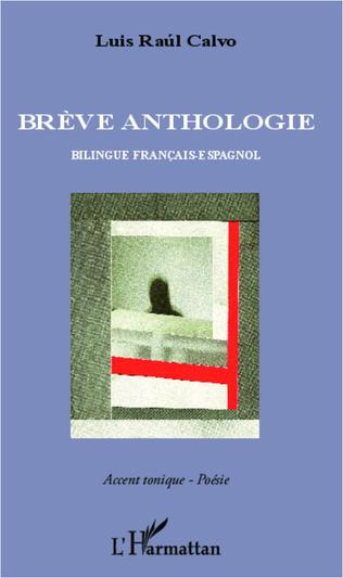 Couverture Brève anthologie