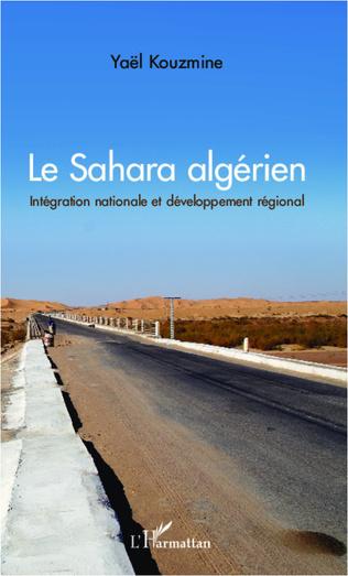 Couverture Le Sahara algérien