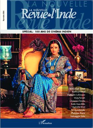 Couverture La nouvelle revue de l'Inde N°6