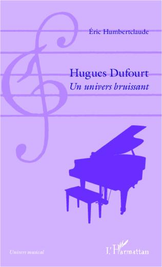 Couverture Hugues Dufourt