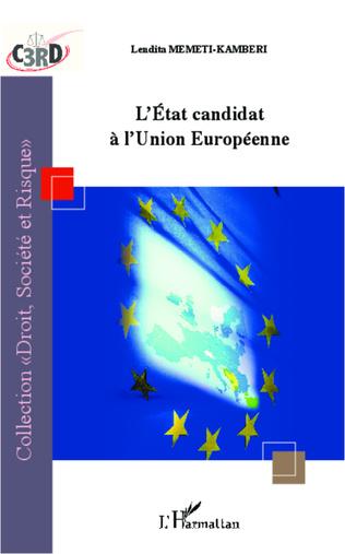 Couverture L'État candidat à l'Union Européenne