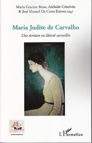Couverture Maria Judite de Carvalho