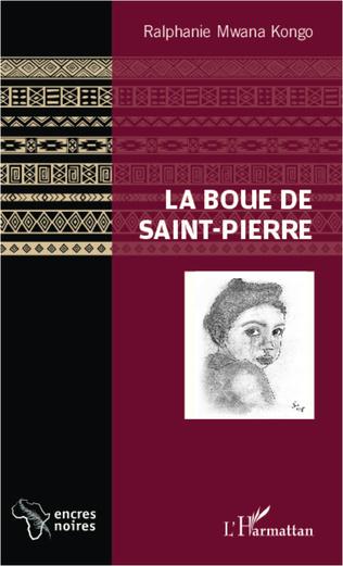 Couverture La Boue de Saint-Pierre