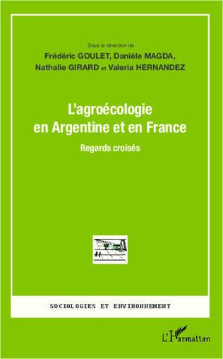 Couverture Agroécologie en Argentine et en France
