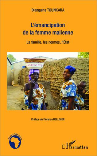Couverture Emancipation de la femme malienne