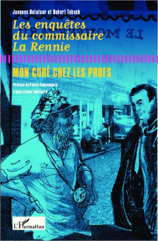 Couverture Les enquêtes du commissaire La Rennie