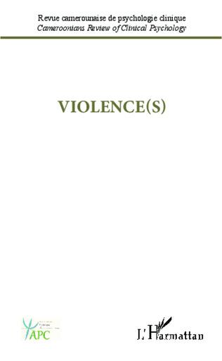 Couverture Violence(s)