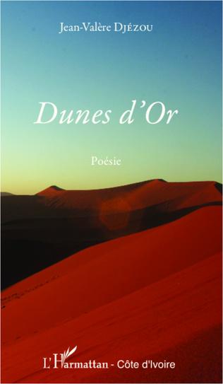 Couverture Dunes d'or