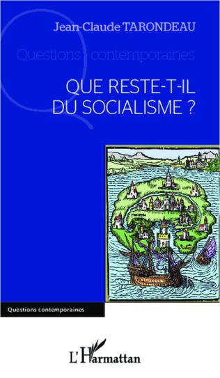 Couverture Que reste-t-il du socialisme ?