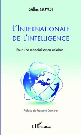 Couverture L'internationale de l'intelligence