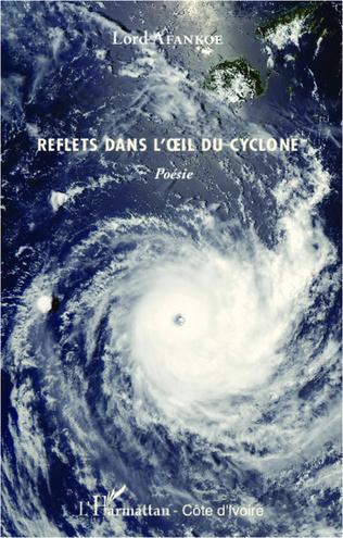 Couverture Reflets dans l'oeil du cyclone