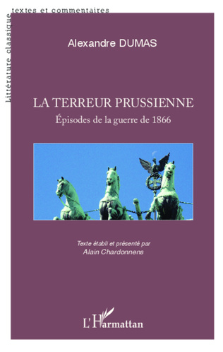 Couverture Terreur prussienne