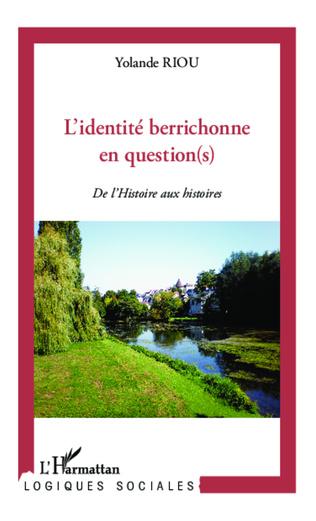 Couverture L'identité berrichonne en question(s)