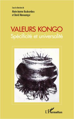 Couverture Valeurs kongo