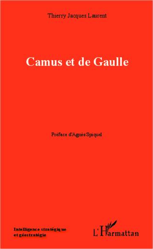 Couverture Camus et de Gaulle