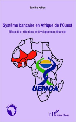 Couverture Système bancaire en Afrique de l'Ouest