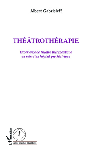 Couverture Théâtrothérapie