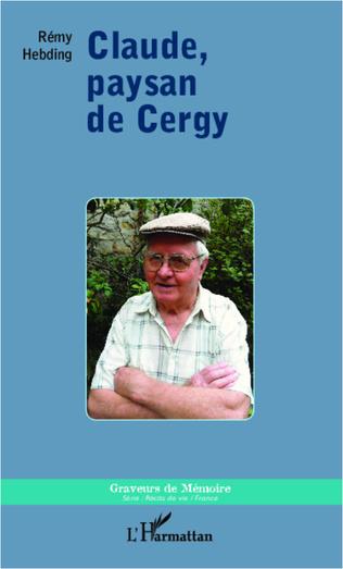 Couverture Claude, paysan de Cergy