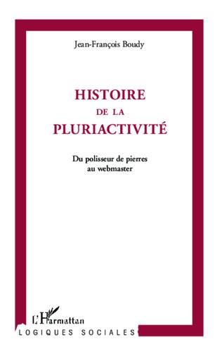 Couverture Histoire de la pluriactivité