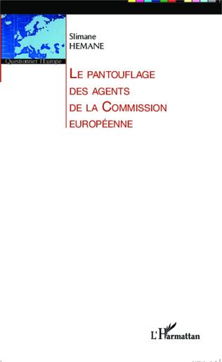 Couverture Le pantouflage des agents de la Commission Européenne