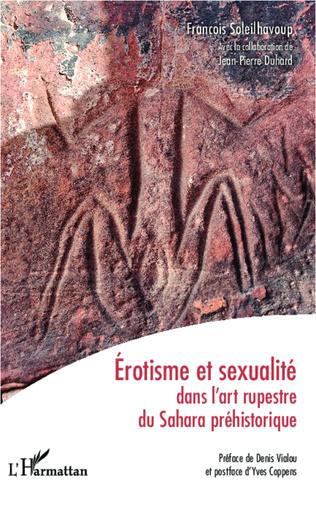 Couverture Erotisme et sexualité dans l'art rupestre du Sahara préhistorique