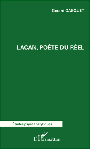 Couverture Lacan, poète du réel