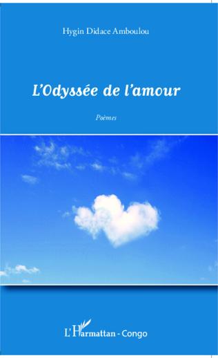 Couverture L'Odyssée de l'amour