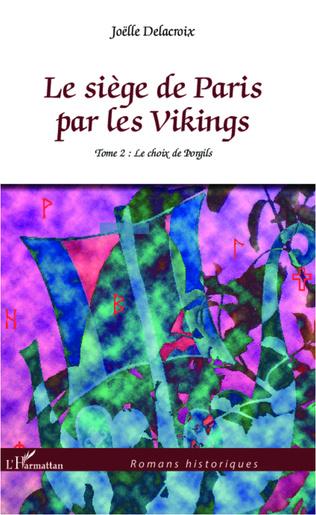 Couverture Le siège de Paris par les Vikings