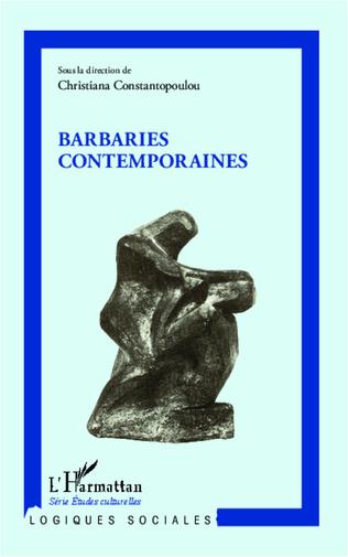 Couverture Barbaries contemporaines