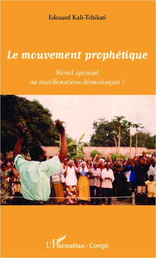 Couverture Le mouvement prophétique