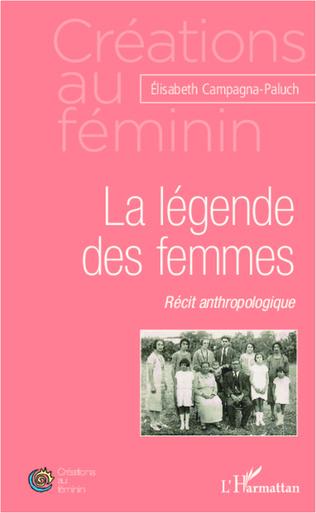 Couverture La légende des femmes