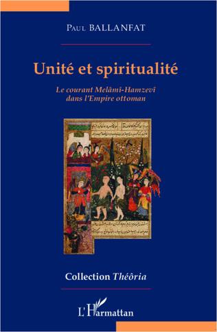 Couverture Unité et spiritualité