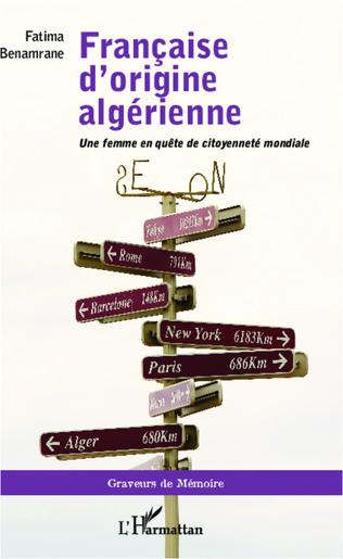 Couverture Française d'origine algérienne