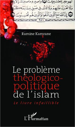Couverture Le problème théologico-politique de l'islam