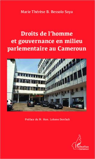Couverture Droits de l'homme et gouvernance en milieu parlementaire au Cameroun