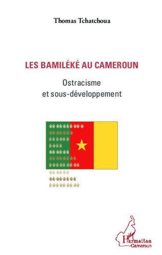 Couverture Les bamiléké au Cameroun