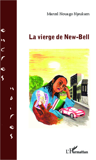 Couverture La vierge de New-Bell