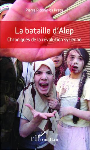 Couverture La bataille d'Alep