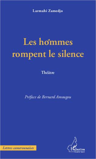 Couverture Les hommes rompent le silence