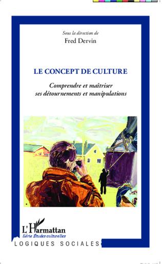 Couverture Le concept de culture