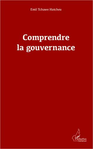 Couverture Comprendre la gouvernance
