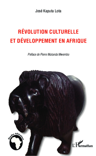 Couverture Révolution culturelle et développement en Afrique