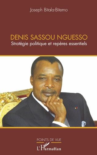 Couverture Denis Sassou Nguesso