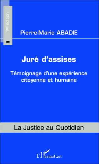 Couverture Juré d'assises