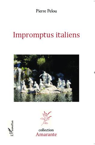 Couverture Impromptus italiens
