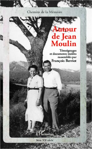 Couverture Autour de Jean Moulin