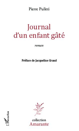 Couverture Journal d'un enfant gâté