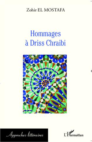 Couverture Hommages à Driss Chraïbi